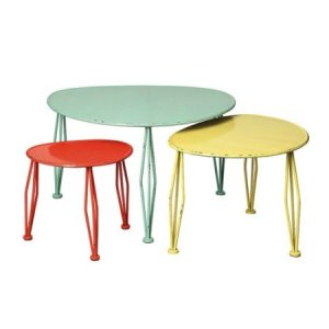 retro tables