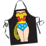 DC Comics Wonder Woman Character Apron
