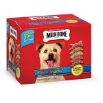 Milk-Bone Flavor Snacks Dog Biscuits - for Small-Medium-sized Dogs, 7-Pound