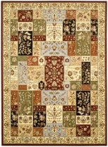 Safavieh Lyndhurst Collection LNH318A Area Rug, 9-Feet by 12-Feet, Multicolor
