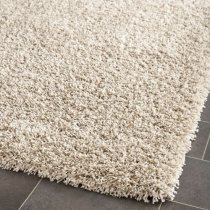 Safavieh Shag Collection SG151-1313 Beige Shag Area Rug, 8-Feet by 10-Feet
