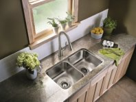 Moen 7594SRS Arbor One-Handle High Arc Pull Down Kitchen Faucet, Spot Resist Stainless