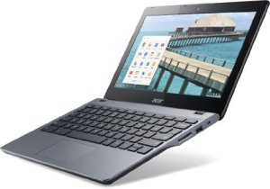 Acer C720 Chromebook (11.6-Inch, Haswell micro-architecture, 2GB)