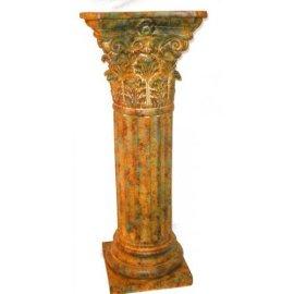 Fluted Corinthian Column