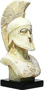 Leonidas Spartan King Bust