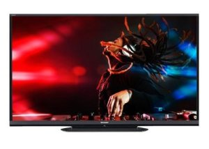 Sharp LC-80LE650 80-inch Aquos 1080p 120Hz Smart LED HDTV