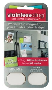 stainless cling