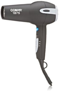 Conair 225NP Comfort Touch Tourmaline Ceramic 1875 Watt Hair Dryer