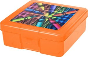 Crayola Crayon Case, Orange
