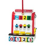 Department 56 Fisher Price Cash Register Ornament