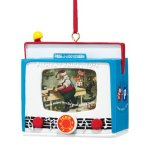 Department 56 Fisher Price Fisher-Price Screen Ornament, 3.8-Inch