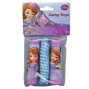 Disney Princess Sofia the First Kids Jump Rope