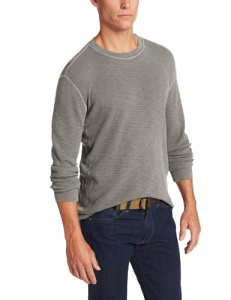 Lucky Brand Men's Lived In Slub Thermal