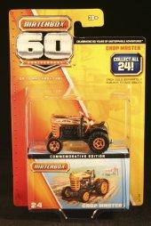 Matchbox 60th Anniversary Crop Master Vintage Tractor