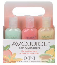 OPI Avojuice Skin Quenchers, Mini 6 Pack