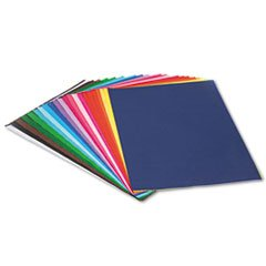 Pacon Spectra(R) Assorted Color Tissue Pack, 12inch x 18inch 25 Colors Pack Of 100 Sheets