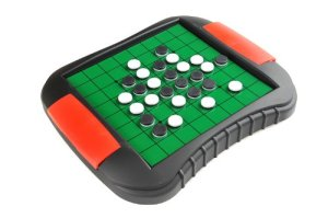 Reversi  Othello Magnetic Board Game, Size Medium Dimensions 27.2 x 23.7 x 3.5 cm Mod. SC9612 US