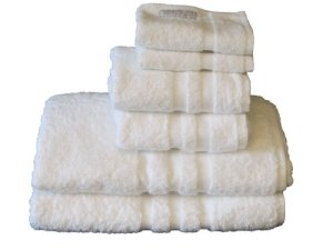 Super Luxury Towel Set 2 of Each Size Over Size Bath Hand and Wash