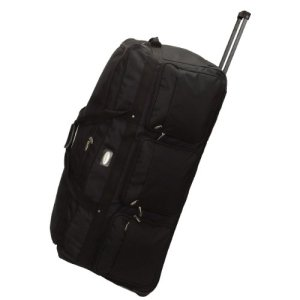 Transworld Luggage 42inch Jumbo Rolling Duffle Bag Oversized Check In