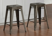 Tabouret 24-inch Vintage Counter Stool (Set of 2)