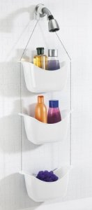 Umbra Bask 3-Basket Shower Caddy