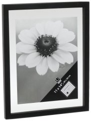Umbra Document Series 11-Inch-by-14-Inch Frame, Black