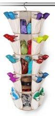 DAZZ Smart Carousel Organizer Shoe Sweater Bag Patented