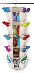 DAZZ Smart Carousel Organizer Shoe Sweater Bag Patented