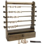 Edmunds Antique Thread Keeper, 12 by 3.5 by 16-Inch