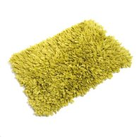FHE Group Tissue Bath Rug Chartreuse