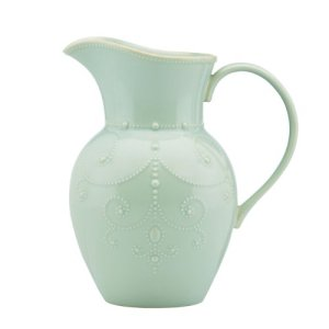Lenox French Perle Pitcher