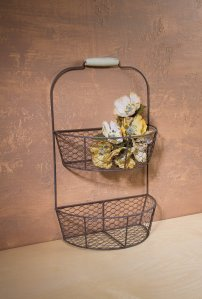 Ohio Wholesale Chicken Wire Wall Basket