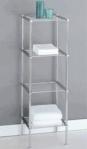 Organize It All Metro 4-Tier Shelf (16984)
