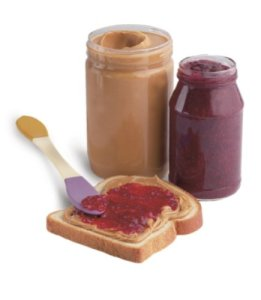 Cuisipro Peanut Butter and Jelly Spreader