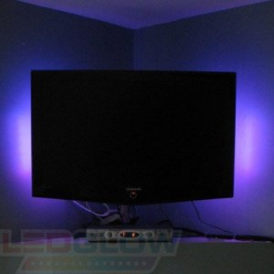 LED Home Theater Accent Lighting Kit