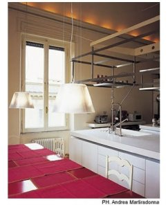 Romeo Moon pendant  suspension by Flos - 110 - 125V (for use in the U.S., Canada etc.), S2