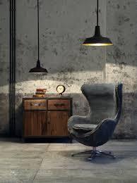 Zuo Modern 98245 Tin Ceiling Lamp, Rust