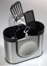 simplehuman utensils holder 2