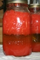 separated tomato juice