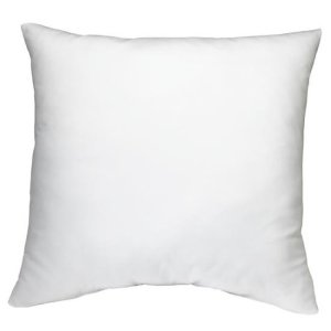 DreamHome - 16 X 16 inch Square Poly Pillow Insert