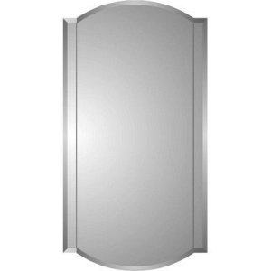Spacecab Betelgeuse 16 x 30 inch Recessed Beveled Edge Medicine Cabinet
