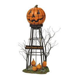 Department 56 Halloween Water Tower