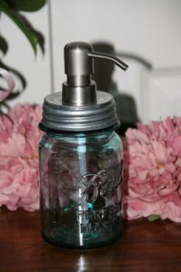 DIY Mason Jar Soap Dispenser Pump Kit with Lid - Stainless Soap Dispenser Pump Top