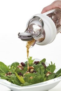 Mason Jar Salad Dressing Mixer