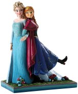Disney Traditions Frozen Elsa and Anna