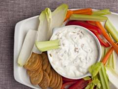 Onion Dip From Scratch