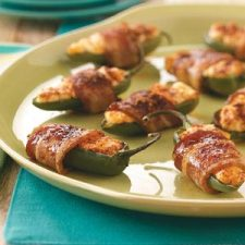 Sweet & Spicy Jalepeno Poppers