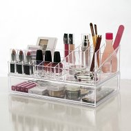 US Acrylic® Audrey Cosmetic Organizer with 1 Drawer