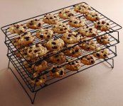Wilton 2105-459 Excelle Elite 3-Tier Cooling Rack, 15 7-8 inch X 9 7-8 inch